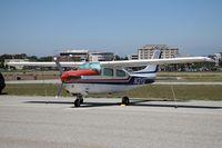 N13YD @ TOA - 1975 Cessna T210L N13YD parked on the ramp at Torrance Municipal Airport (KTOA) - Torrance, California. - by Dean Heald
