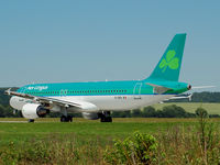 EI-DER @ KRK - Aer Lingus - by Artur Bado?