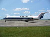 N207US @ KYIP - DC-9-32F