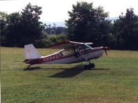 N88451 @ VA61 - Taken at Scott Airpark Virginia in 1995 - by T.I.Killow