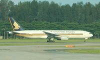 9V-SQD @ SIN - Just touched down at Changi - by Micha Lueck