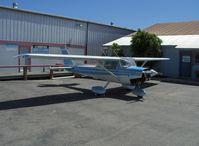 N152PJ @ SZP - 1978 Cessna 152 II, Lycoming O-235-L2C 110 Hp, maintenance - by Doug Robertson