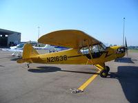 N21638 @ C29 - Piper J-3C-65 - by Mark Pasqualino