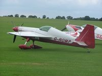 G-ROMP @ EGBK - Extra 230 at Sywell - by Simon Palmer