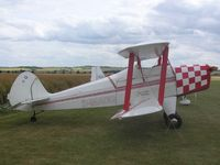 D-MACQ @ EGMA - Jungmann-lookalike ultralight - by Simon Palmer