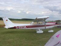 D-EEOK @ EGMA - Cessna 172 - by Simon Palmer