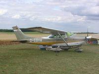 D-EBHW @ EGMA - Cessna 182 - by Simon Palmer