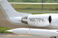 N117PK @ PDK - Tail Numbers - by Michael Martin
