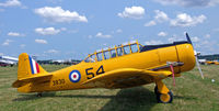 C-FRWN @ D52 - at the Geneseo show - by Jim Uber
