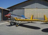 N56081 @ SZP - 1942 Ryan Aeronautical ST-3KR as PT-22, Kinner R5 160 Hp - by Doug Robertson