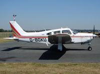 G-BGKU @ EGBO - Piper PA28R-201 Arrow III - by Robert Beaver