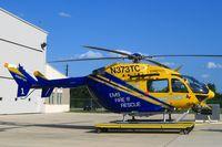 N373TC @ TE94 - Replacing the previous EC135 - by Andrea Bernardi