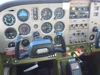C-GXUJ - Panel - by Unknown