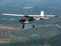 N5734E @ 58TA - Flight Over Granbury Tx - by Bryan R Fair