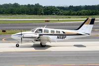 N5BP @ PDK - Taxing to Runway 20R - by Michael Martin