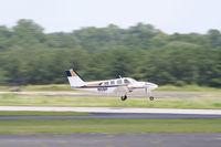 N5BP @ PDK - Departing Runway 20R - by Michael Martin