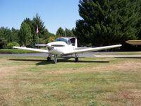 N5355K @ WN35 - N5355K at a FlyIn - by Christopher Browne