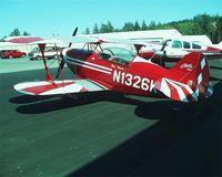 N1326K - 1995 AVIAT PITTS S2-B - by Unknown