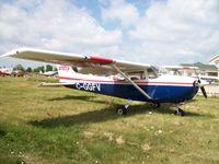 C-GGFV @ KOSH - Cessna 172 - by Mark Pasqualino