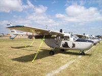 N802A @ KOSH - Cessna O-2A - by Mark Pasqualino