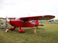 N20JC @ KOSH - Piper PA-22-150 - by Mark Pasqualino