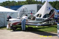 N400EV @ LAL - SportStar at Sun n Fun - by CaptRon