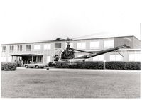 N102SP - Hiller OH-23G on loan to KSP from National Guard - by KSP Archives
