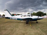 C-GWVN @ KOSH - Piper PA-23-250 - by Mark Pasqualino