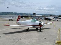 N380A @ WVI - 1949 Mooney M-18L @ fly-in Watsonville, CA