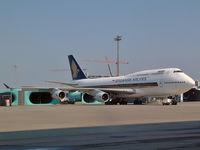 9V-SMQ @ ZRH - Testing engines bevore departure - by eap_spotter