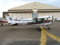 N152RT @ MER - Sierra Academy of Aeronautics 1978 Cessna 152 @ Castle AFB, CA - by Steve Nation