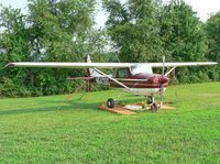 N6426G @ N05 - This 1970 Cessna Aerobat is well cared for, indeed! - by Daniel L. Berek
