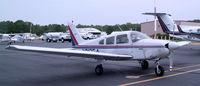 N31754 @ HTO - Part of the Nassau Fliers Fleet, this Archer helps us newbies get around...