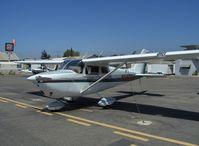 N1425Y @ SZP - 1961 Cessna 172C, Continental O-300 145 Hp - by Doug Robertson