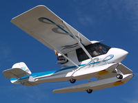 C-IDWU @ CAH3 - Have a nice flight Dale ! - by Ken Wiberg