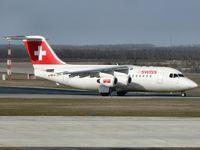 HB-IXF @ LKPR - Avro RJ85 - by Martin Myslivec