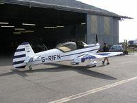G-RIFN @ EGTB - CAP 10B aerobatic trainer at Booker - by Simon Palmer