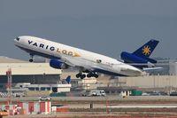 PP-VMT @ LAX - VarigLog Cargo PP-VMT (FLT VRG8999) departing RWY 25R enroute to Manaus Eduardo Gomes Int'l (SBEG), Brazil. - by Dean Heald