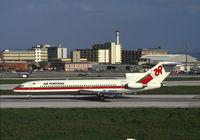 CS-TBS @ LIS - TAP Air Portugal Boeing 727-200 landing at LIS - by Yakfreak - VAP