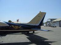 N6817T @ SZP - 1960 Cessna 310D Songbird III, two Continental IO-470 260 Hp - by Doug Robertson
