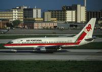 CS-TEO @ LIS - TAP Air Portugal Boeing 737-200 landing at LIS - by Yakfreak - VAP