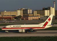 CS-TIB @ LIS - TAP Air Portugal Boeing 737-300 landing at LIS - by Yakfreak - VAP