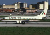 CS-TIF @ LIS - Air Atlantis Boeing 737-300 landing at LIS - by Yakfreak - VAP