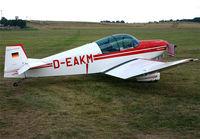 D-EAKM @ EBDT - OLdtimer Fly in - by Jeroen Stroes