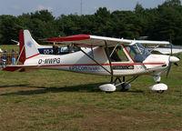 D-MWPG @ EBKH - OLdtimer Fly in - by Jeroen Stroes