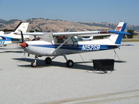 N152GB @ E16 - 1977 Cessna 152 @ South County Airport (San Martin), CA - by Steve Nation
