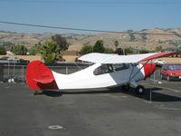 N84949 @ RHV - 1946 Aeronca 7AC @ Reid-Hillview Airport (San Jose), CA