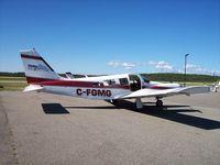 C-FGMG @ CYSJ - Piper PA-34-200 - by Mark Pasqualino