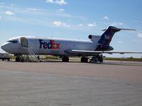 C-FMEI @ CYHZ - Boeing 727-247 - by Mark Pasqualino