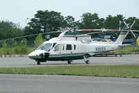 N301CV @ FRG - One of Cablevision's S-76's on the ramp... - by Stephen Amiaga